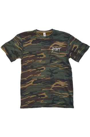 You Can't See Me Camo Unisex Tee