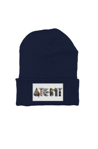 ATEBIT Collage Beanie