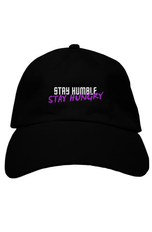 Stay Humble, Stay Hungry Dad Cap