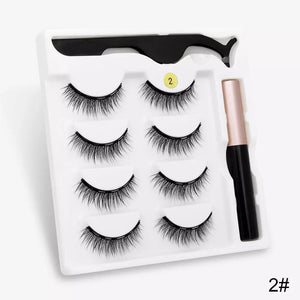 Gaia Luxe™ - Magnetic Eyelashes 3D