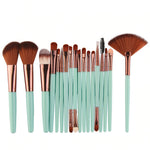 Load image into Gallery viewer, 18Pcs Makeup Brushes Tool Set Cosmetic