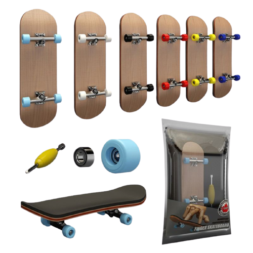 Skate Finger Outils Roue Roulement Pack Deck Truck Vis Grip