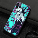 Katsuki Bakugo BNHA Anime Soft Silicone Phone Case for IPhone