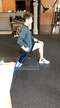 Home Manual Therapy Spotlight: Self-Mobilization with Movement (SMWM) with SuperBand in Extension