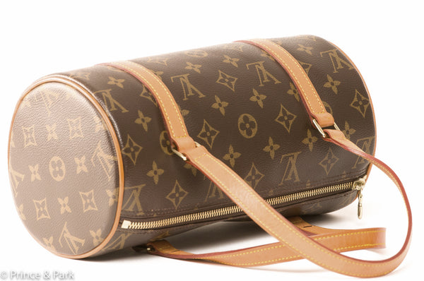 Papillon Monogram Canvas 26 Bag