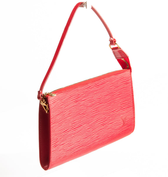 Epi Leather Pochette