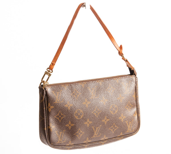 Monogram Canvas Pochette
