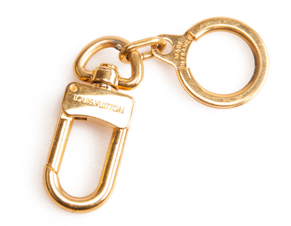 Gold Key Ring