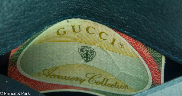 Vintage Gucci Card Holder