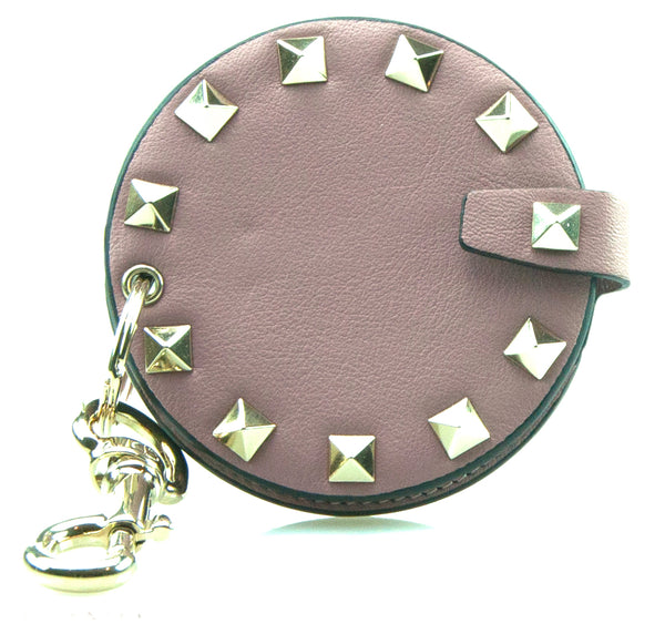Rockstud Mirror Bag Charm