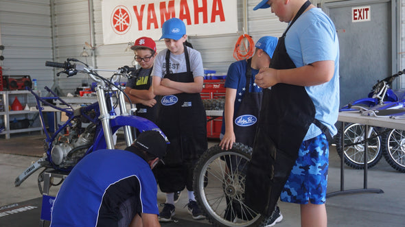 Kids Ride and Wrench Camps