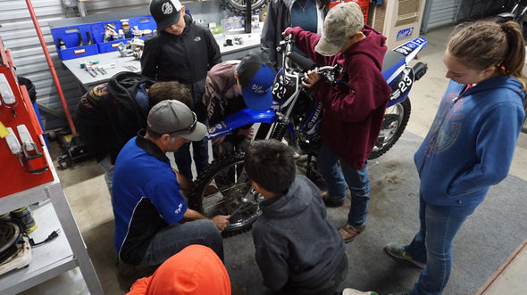 Home School Kids Dirt Bike Club - weekly course