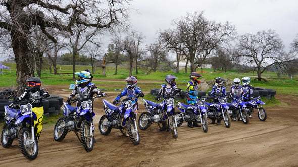 Learn To Ride Off-Road Course