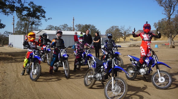 Kids Ride and Wrench - Weekly Dirt Bike Club