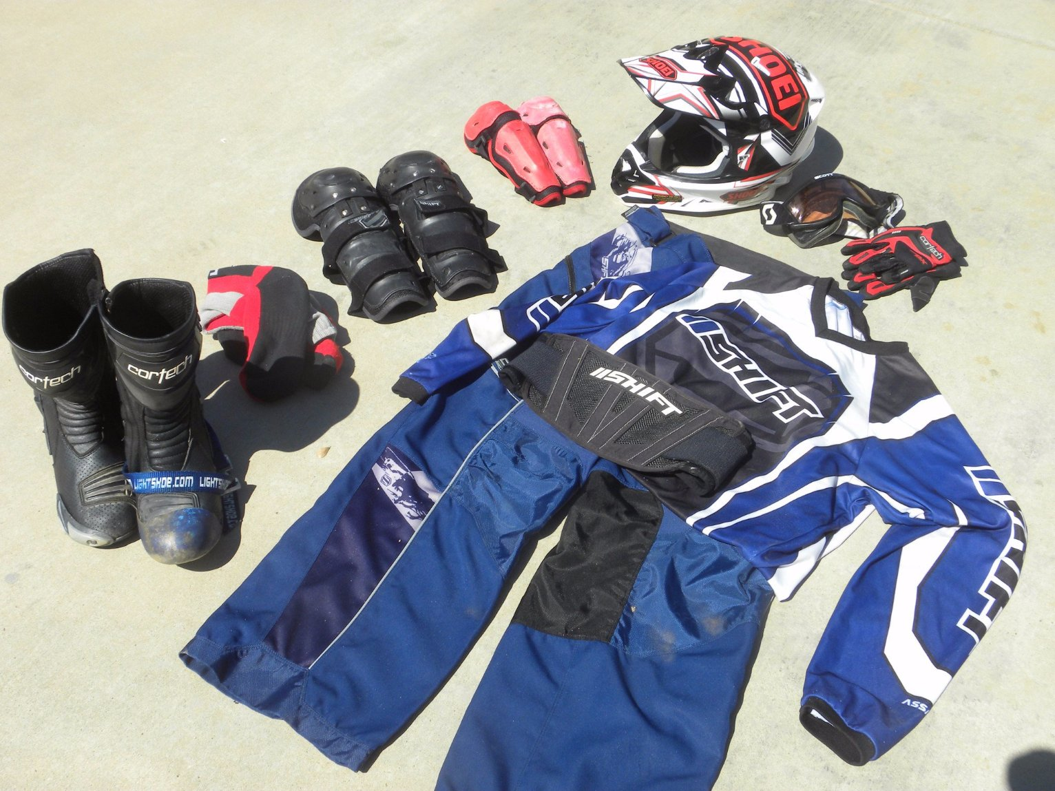 964a6d34c99 Riding Gear Rental - Complete Set – Rich Oliver's Mystery School