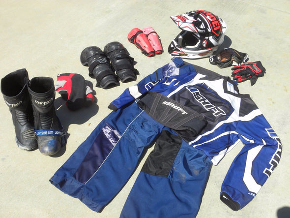 Complete Set - Riding Gear Rental
