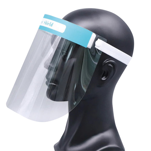 Face Shield / Gesichtsvisier (10 Stk) - Huber AG Exhibition Management Messebau Online Shop