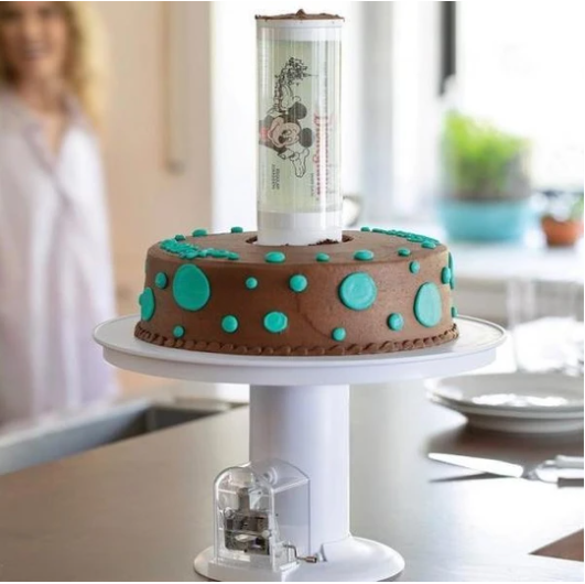 SURPRISE POPPING CAKE STAND - Oryanna®