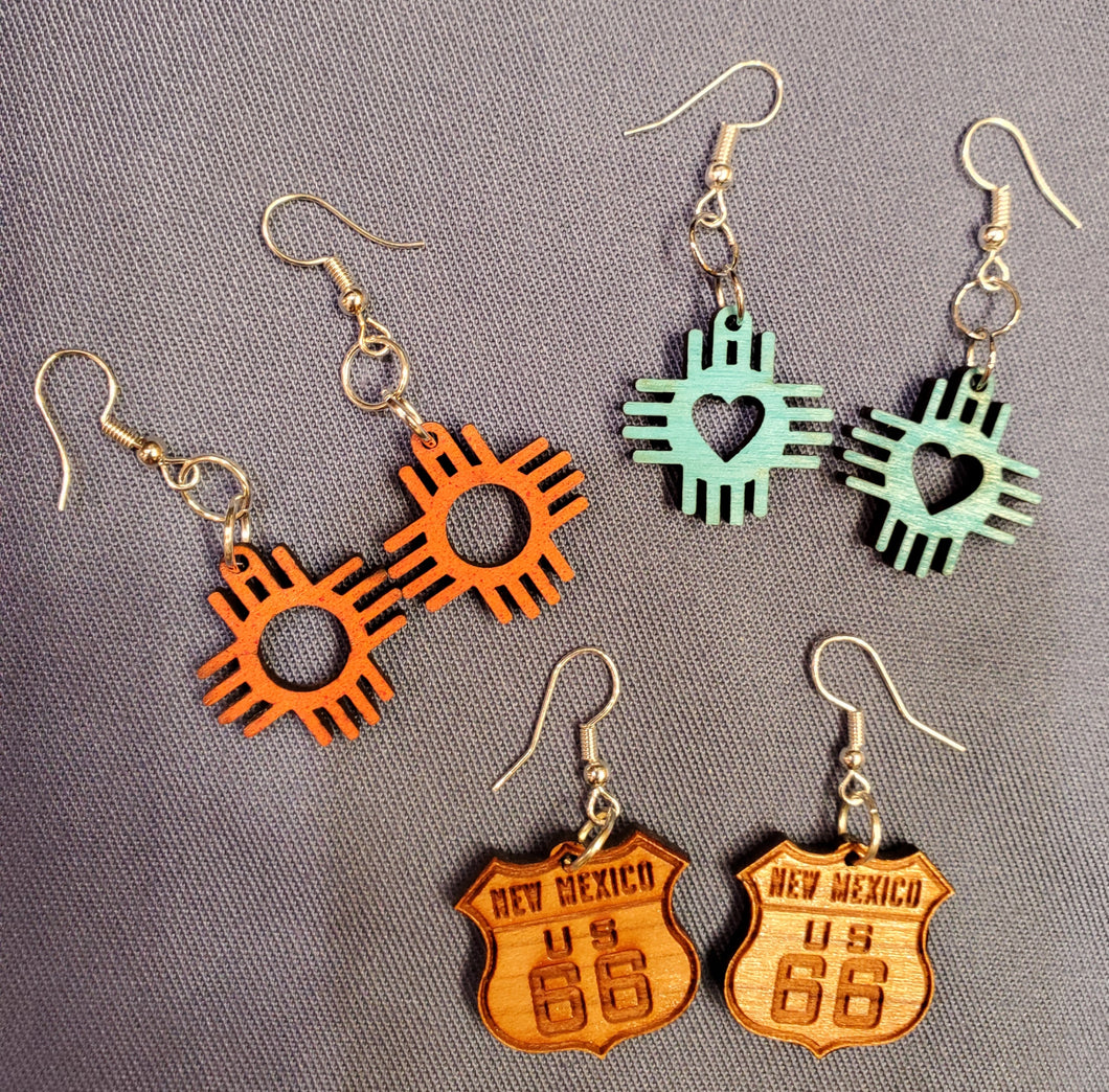 Earrings | Southwest | Special - 3 Pairs!