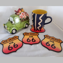 Load image into Gallery viewer, Route 66 Coasters
