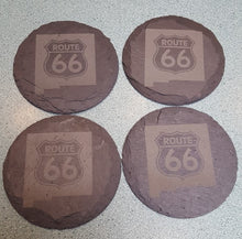 Load image into Gallery viewer, Coasters | Slate Set of 4
