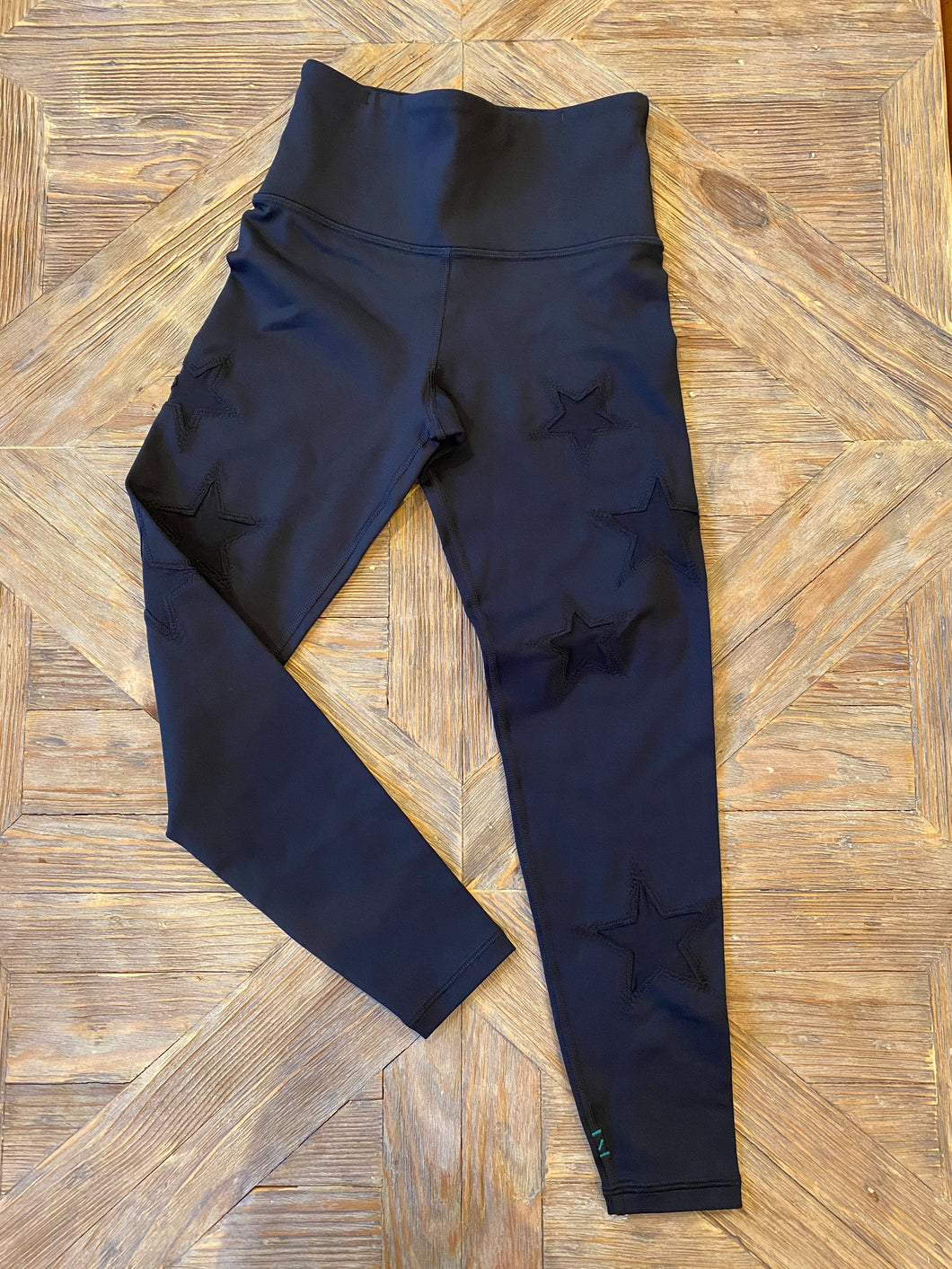 Nancy Rose Star Cut Out Pant - ONE PAIR LEFT!