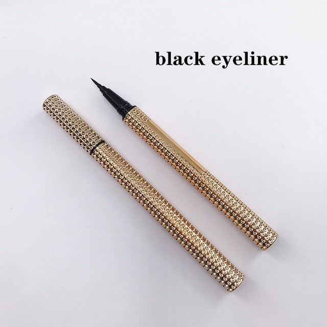 Lashes Glue Wholesale Eyelash Adhesive Eyeliner 2 in 1 Eye Liner for False Eyelashes Makeup Fast Shipping