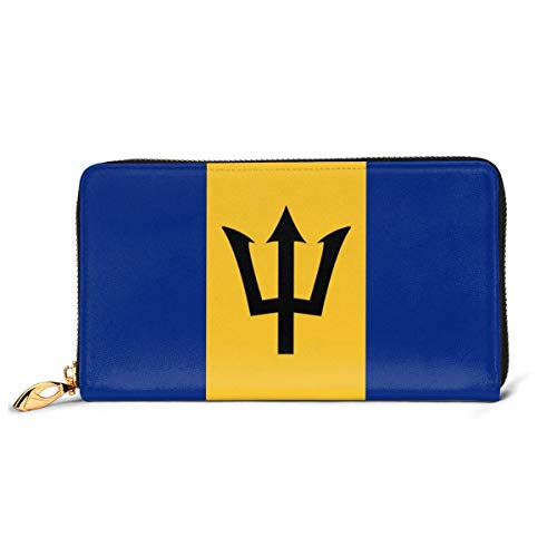 Barbados Flag Wallet