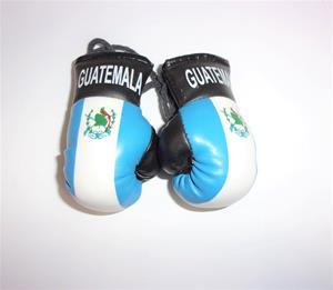 Guatemala Flag Mini Boxing Gloves