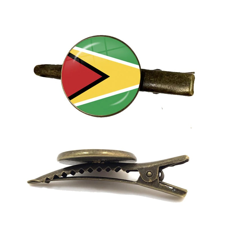 Guyana Tie Clip for Men