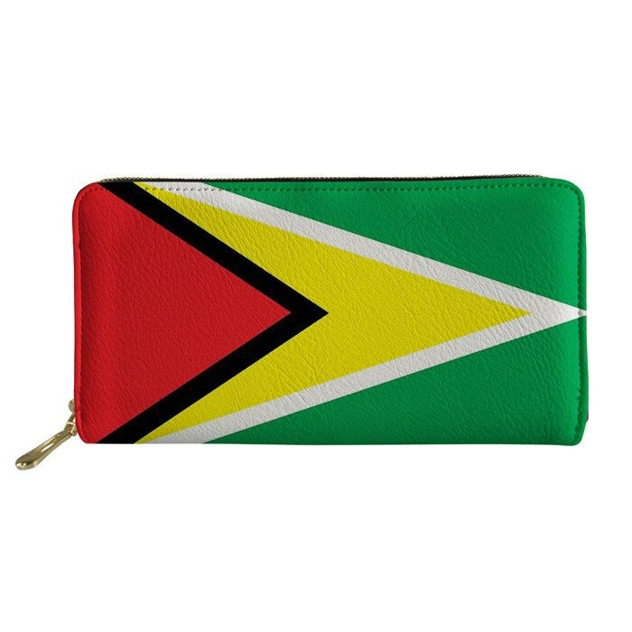 Guyana Flag Wallets