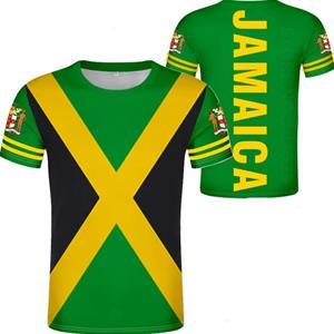Jamaica Flag T-Shirts
