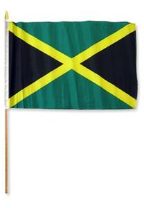 Jamaica Stick Flags