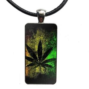 Jamaica Weed Necklaces