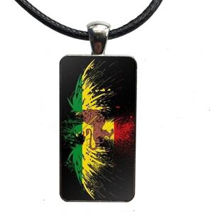 Lion of Judah Bird Necklaces