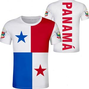 Panama Flag T-Shirts