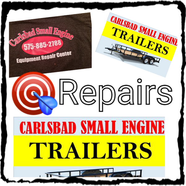 Trailer Repair including lights and decking – Carlsbad Small Engine