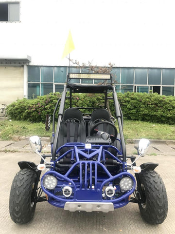 Copy of Trailmaster 200E XRX (EFI) Go Kart