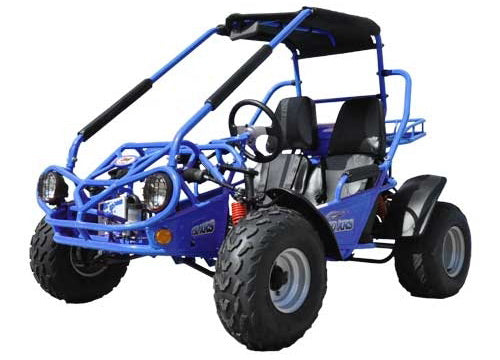 Trail master 200 XRS Carb GO KART