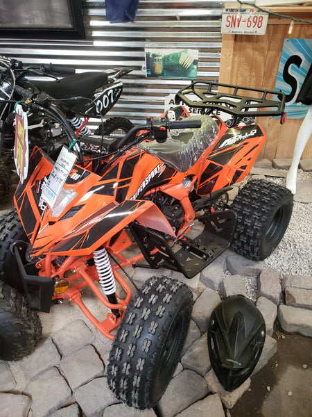 Sniper 125cc Apollo ATV