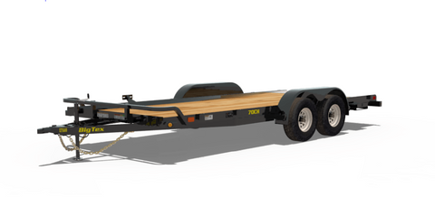 70CH Tandem Axle Car Hauler, Big Tex