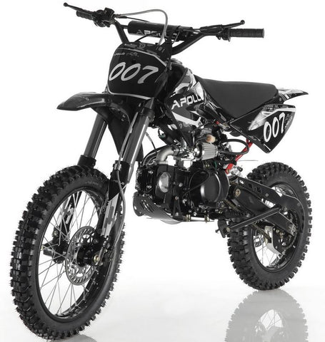 DB007 Apollo Dirt Bike 125cc