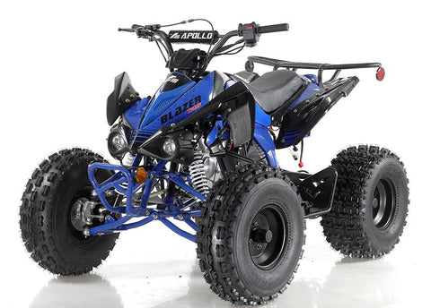 Blazer 9 DLX Apollo ATV