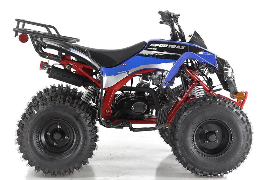 Sportrax 125cc Apollo ATV