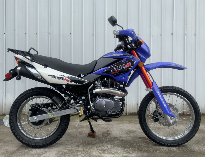 Storm DB-08-250 CR250, Enduro, Roketa