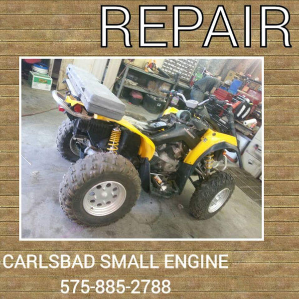 ATV and UTV Repairs and Servicing