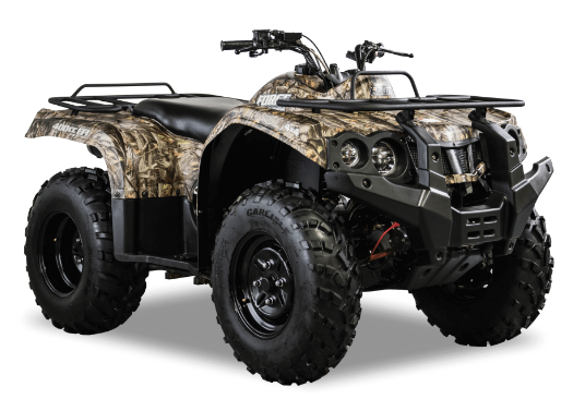 Forge 400i ATV, Hisun