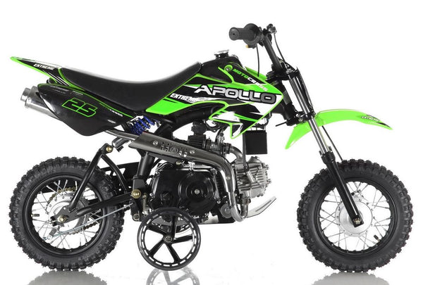 Apollo DB25 Dirt Bike