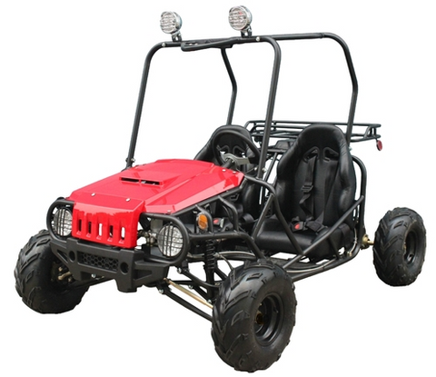 Jeep Fun Auto fun Go Kart