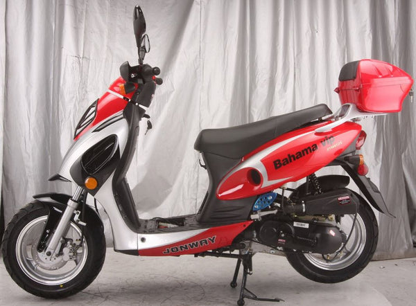 Bahama Apollo Scooter 50cc